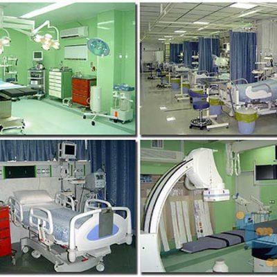 راهنمای طراحی مجموعه خدمات قلب بیمارستان