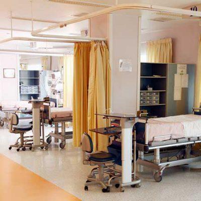 راهنمای طراحی بخش مراقبت ویژه جراحی قلب CSICU