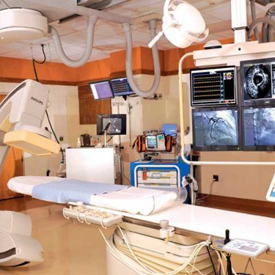 راهنمای طراحی بخش کاتتریزاسیون قلب