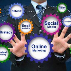 بازاریابی اینترنتی و تکنیک های فروش