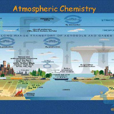 جزوه شیمی جو و تغییرات آن