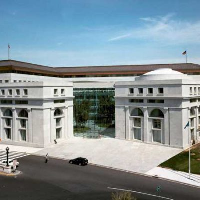 ضوابط و معیارهای طراحی معماری و طراحی داخلی ساختمان های قضایی
