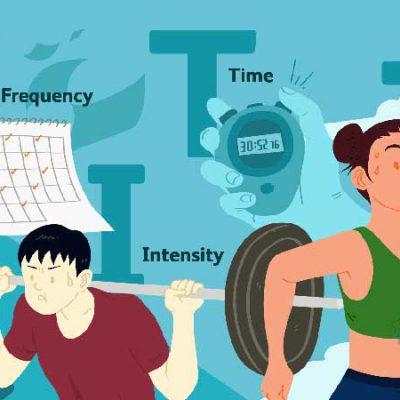 جزوه آزمون، تجویز و نظارت بر آمادگی بدنی