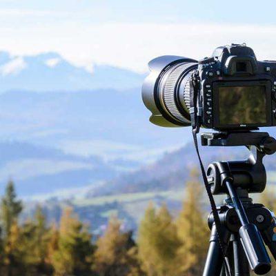 جزوه آموزش عکاسی در طبیعت