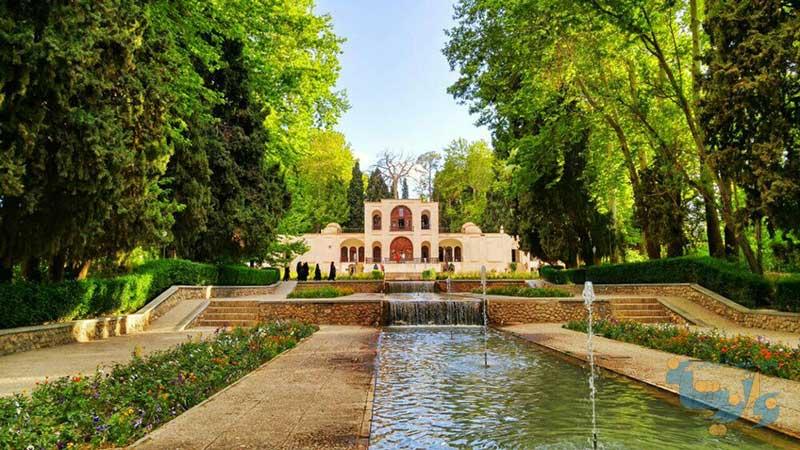 جزوه باغ ایرانی