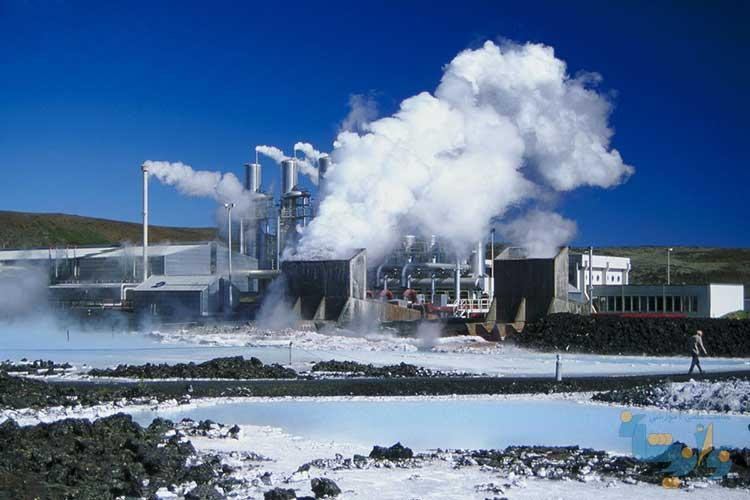جزوه نیروگاه انرژی زمین گرمایی