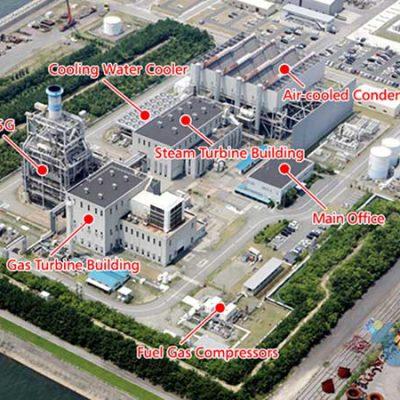 جزوه نیروگاه های چرخه ترکیبی