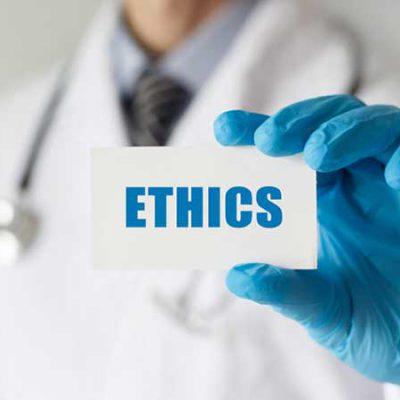 جزوه اخلاق حرفه ای پزشکی