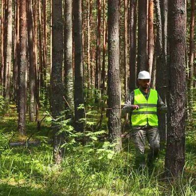 جزوه اصول مهندسی جنگل