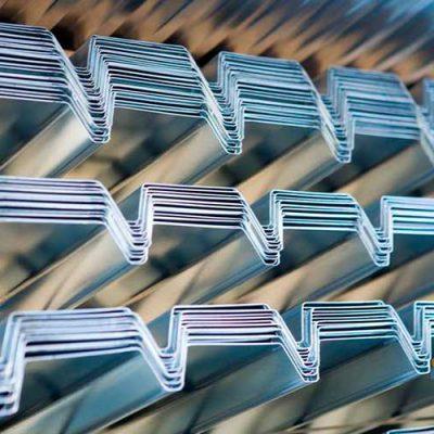 استاندارد سقف عرشه فولادی