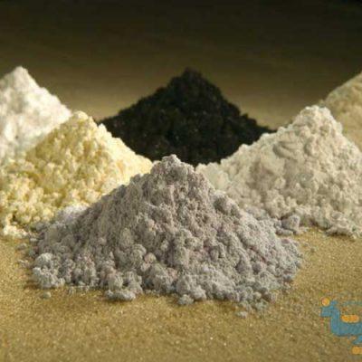 اکتشاف عناصر نادر خاکی