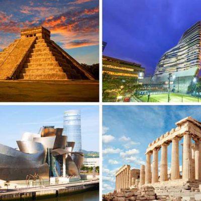 جزوه معماری جهان 1 و 2