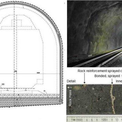 راهنمای طراحی و اجرای پوشش داخلی تونل