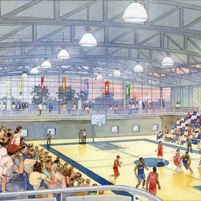 راهنمای طراحی ورزشگاه کوچک محله ای