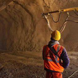 پر کردن کارگاه های استخراج معادن زیرزمینی