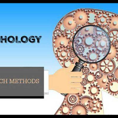 جزوه روش تحقیق در روانشناسی