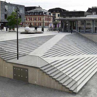 ضوابط شهرسازی و معماری معلولین
