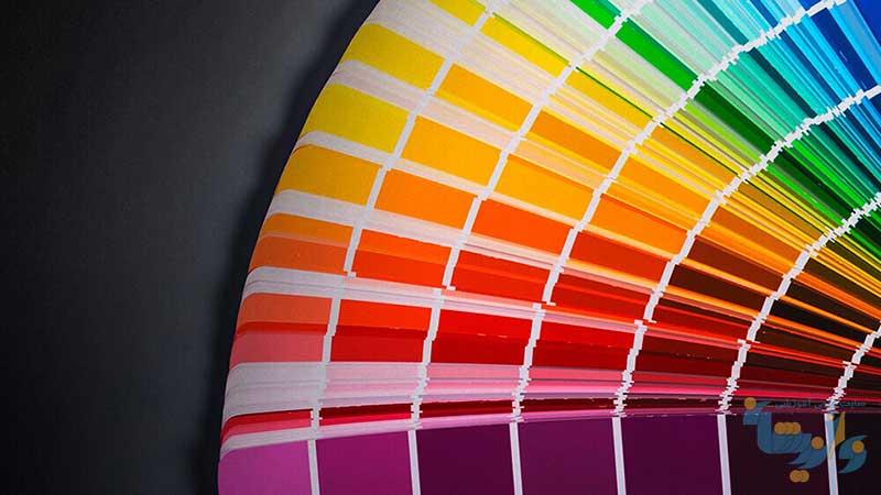 جزوه دوباره تولید رنگ