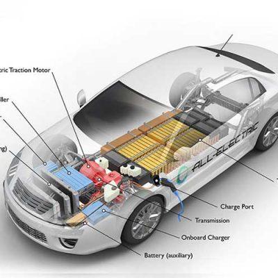 جزوه برق خودرو