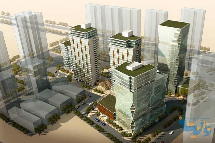 جزوه طراحی بناهای بلندمرتبه