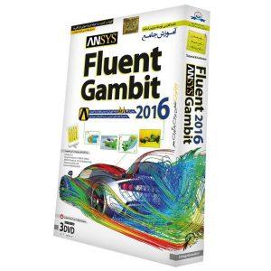آموزش ANSYS FLUENT & GAMBIT