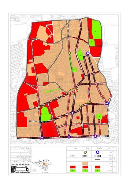 الگوی توسعه منطقه 6