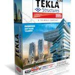 آموزش نرم افزار Tekla Structures جهت طراحی و مدلسازی سازه