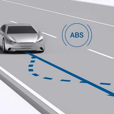 جزوه راهنمای تعمیرات سیستم ترمز ABS