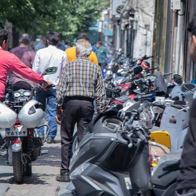 راهکارهای ساماندهی تردد موتورسیکلت