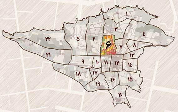 طرح تفصیلی منطقه شش تهران