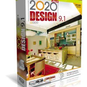 آموزش تصویری ۲۰۲۰Design 9.1