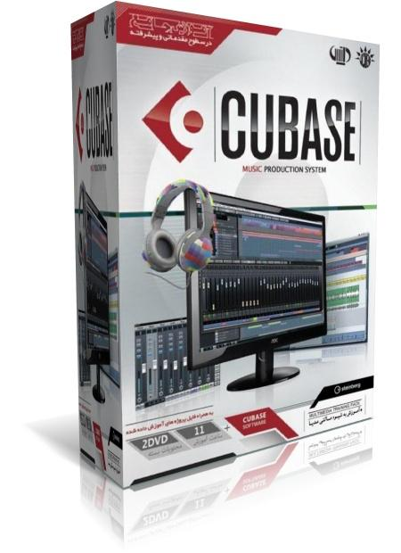 آموزش نرم افزار Cubase به صورت تصویری