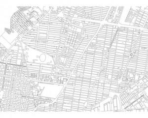 نقشه کد بلوک بندی تهران