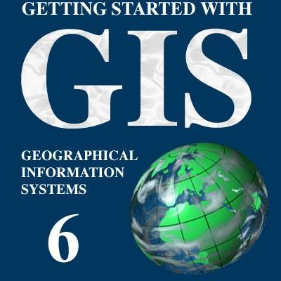 نقشه GIS منطقه ۶ تهران