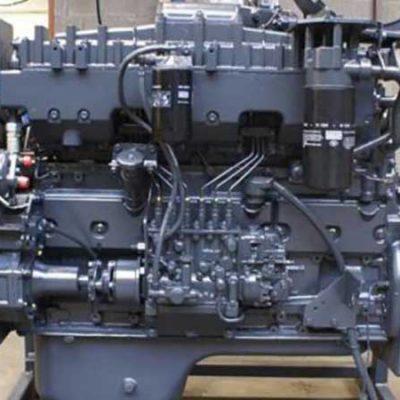 راهنمای موتورهای دیزلی کوماتسو