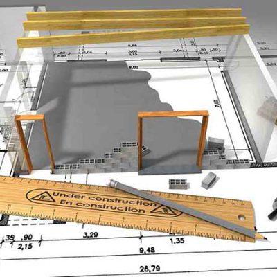 استانداردهای نقشه کشی ساختمانی