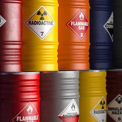 دستورالعمل مواد شیمیایی خطرناک
