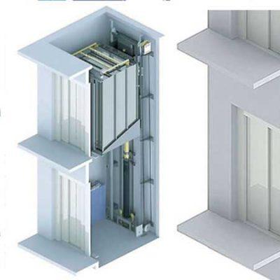 پروژه طراحی آسانسور