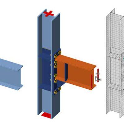 دستورالعمل طراحی لرزه ای اتصالات فولادی