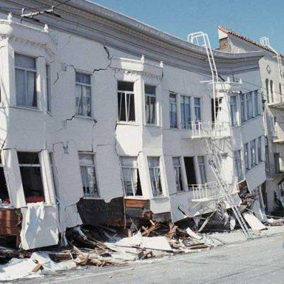 ارزیابی ایمنی ساختمان پس از زلزله