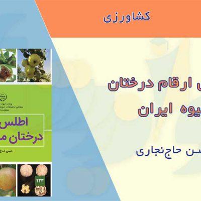 اطلس درختان میوه ایران