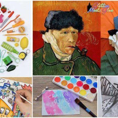 جزوه آموزش هنر
