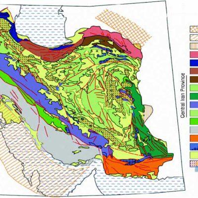 جزوه زمینشناسی ایران