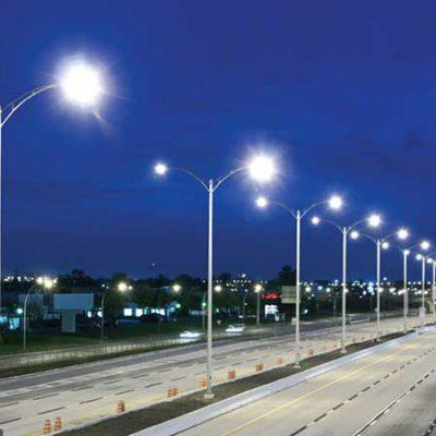 مشخصات فنی و اجرایی روشنایی راه