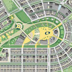 پروژه مبانی برنامه ریزی شهری