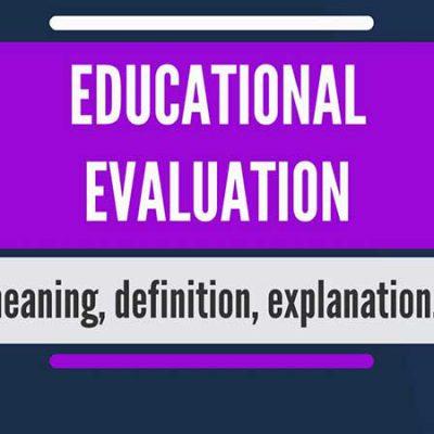 جزوه روشهای ارزیابی آموزشی