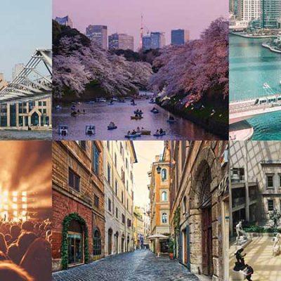 رتبهبندی شهرهای موفق