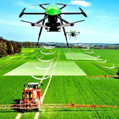 کتاب تاثیر فناوری اطلاعات بر کشاورزی