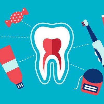 جزوه بهداشت دهان و دندان