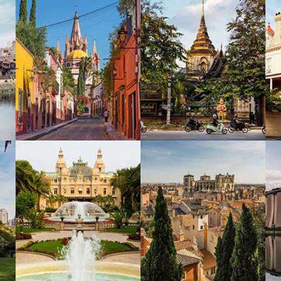 شاخص شهرهای برتر